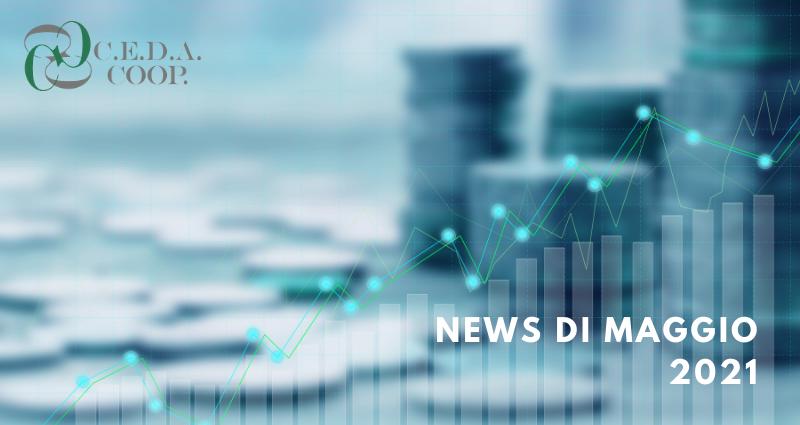 Maggio 2021: News CEDA COOP