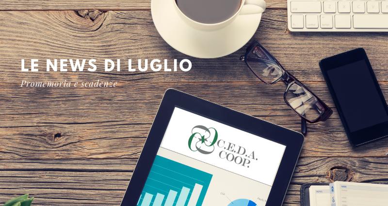 News di Luglio